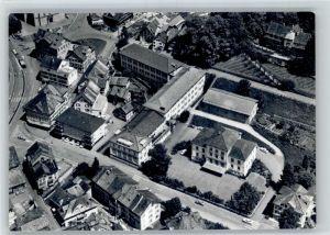 Wattwil Wattwil Fliegeraufnahme Textilfachschule x / Wattwil /Bz. Toggenburg