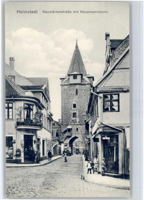 Helmstedt Helmstedt Neumaerkerstrasse Hausmannsturm * / Helmstedt /Helmstedt LKR