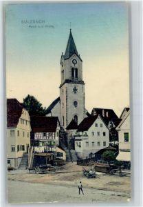 Sulzbach-Rosenberg Sulzbach Kirche x / Sulzbach-Rosenberg /Amberg-Sulzbach LKR