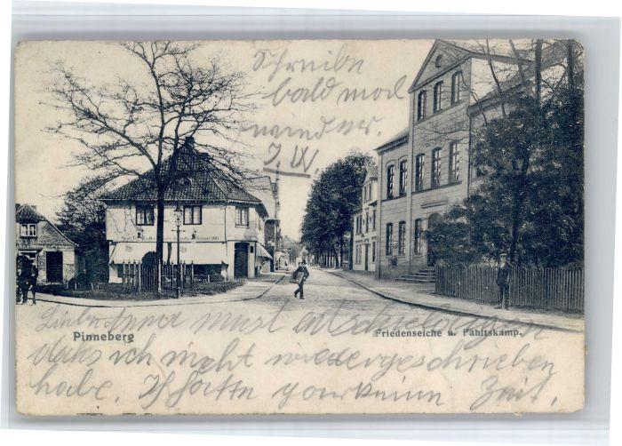 Pinneberg Pinneberg Friedenseiche Fahltskamp x / Pinneberg /Pinneberg LKR