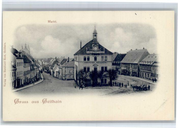 Geithain Geithain Markt * / Geithain /Leipzig LKR