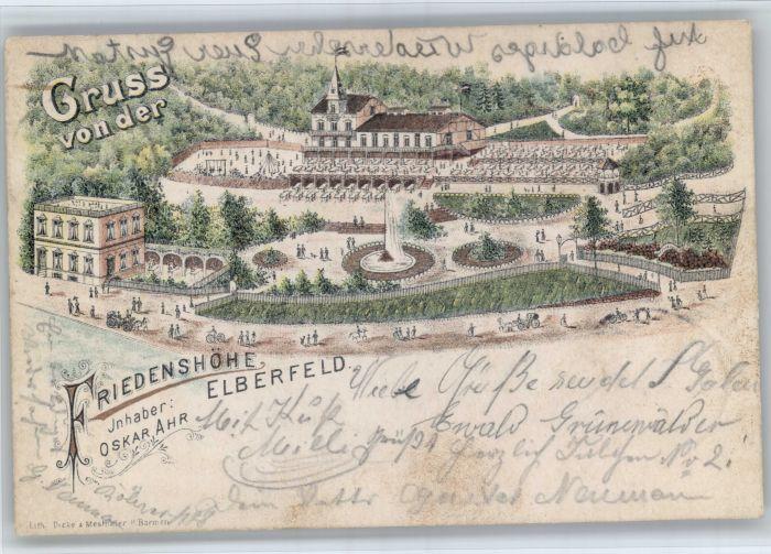 Elberfeld Wuppertal Elberfeld  x / Wuppertal /Wuppertal Stadtkreis