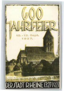 Rheine Rheine 600 Jahrfeier * / Rheine /Steinfurt LKR