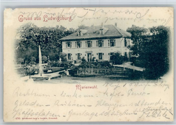 Ludwigsburg Ludwigsburg Marienwahl x / Ludwigsburg /Ludwigsburg LKR