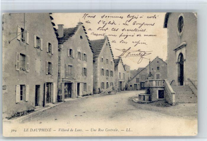 Villard-de-Lans Villard-de-Lans Rue Centrale x / Villard-de-Lans /Arrond. de Grenoble