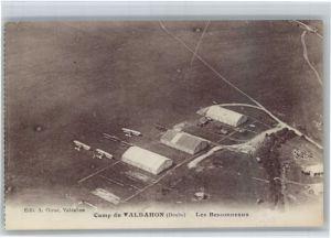 Valdahon Valdahon Doubs Camp Bessonneaux Fliegeraufnahme * / Valdahon /Arrond. de Besancon