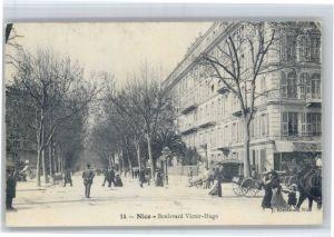 Nice Alpes Maritimes Nice Boulevard Victor-Hugo * / Nice /Arrond. de Nice