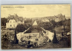 Naumburg Saale Naumburg Saale Louisenstrasse x / Naumburg /Burgenlandkreis LKR