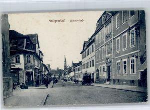 Heiligenstadt Eichsfeld Wilhelmstrasse / Heiligenstadt /Eichsfeld LKR