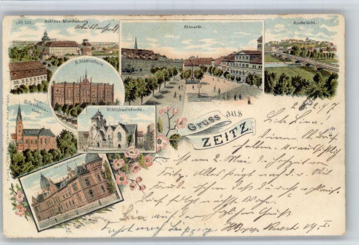 Zeitz Zeitz  x / Zeitz /Burgenlandkreis LKR