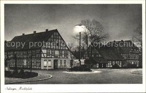 Sulingen Marktplatz / Sulingen /Diepholz LKR