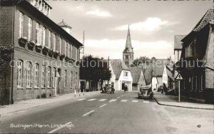 Sulingen Lindenstrasse  / Sulingen /Diepholz LKR
