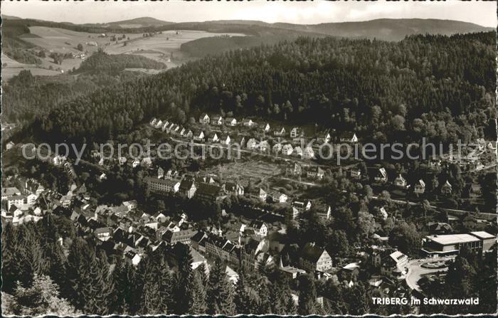 Triberg Schwarzwald  / Triberg im Schwarzwald /Schwarzwald-Baar-Kreis LKR