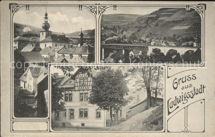 Ludwigsstadt  / Ludwigsstadt /Kronach LKR
