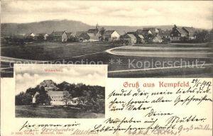 Kempfeld Wildenburg  / Kempfeld /Birkenfeld LKR