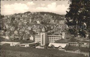 St Georgen Schwarzwald  / St. Georgen im Schwarzw. /Schwarzwald-Baar-Kreis LKR