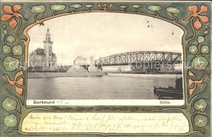Dortmund Hafen / Dortmund /Dortmund Stadtkreis