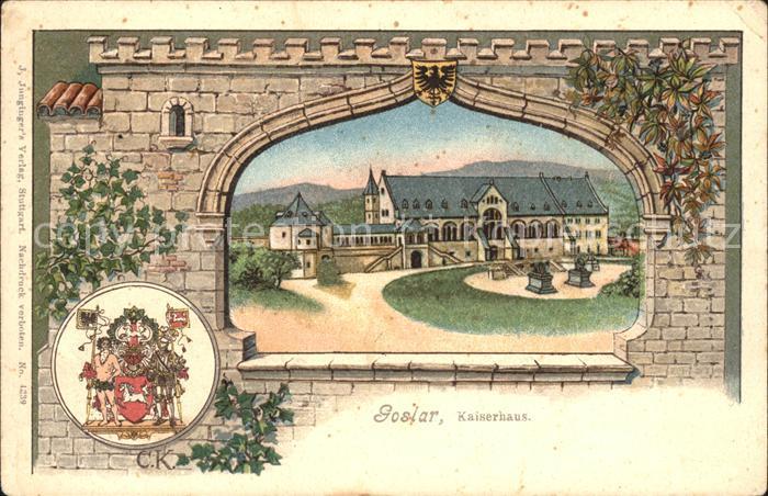 Goslar Kaiserhaus / Goslar /Goslar LKR