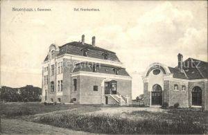Neuenhaus Dinkel Krankenhaus / Neuenhaus /Grafschaft Bentheim LKR
