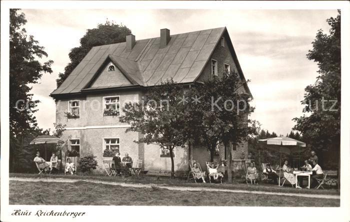 Warmensteinach Haus Reichenberger / Warmensteinach Fichtelgebirge /Bayreuth LKR