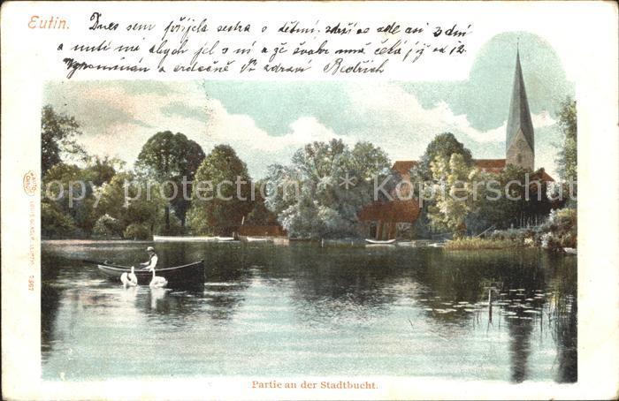 Eutin Stadtbucht / Eutin /Ostholstein LKR