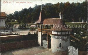 Halle Saale Zoologischer Garten / Halle /Halle Saale Stadtkreis