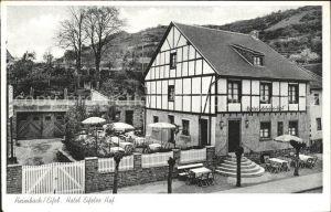 Heimbach Eifel Hotel Eifeler Hof / Heimbach /Dueren LKR