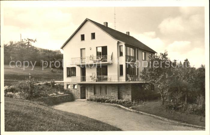 Bad Muenstereifel Kneipp Sanatorium Dr Schumacher