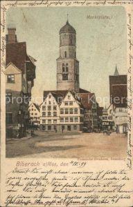 Biberach Riss Marktplatz I  / Biberach an der Riss /Biberach LKR