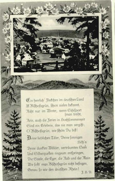 Bischofsgruen Bischofsgruen    / Bischofsgruen /Bayreuth LKR