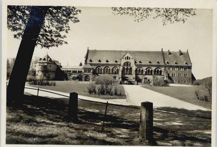Goslar Goslar Kaiserhaus ungelaufen ca. 1955 / Goslar /Goslar LKR