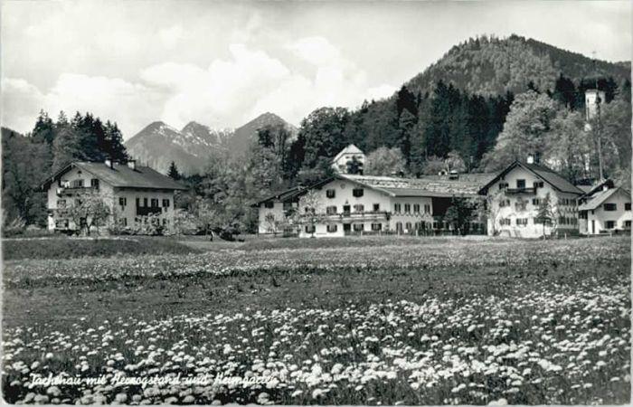 Jachenau Jachenau Herzogstand * / Jachenau /Bad Toelz-Wolfratshausen LKR