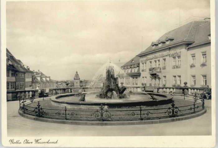 Gotha Thueringen Gotha  * / Gotha /Gotha LKR