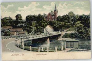 Zwickau Sachsen Zwickau Paradiesbruecke * / Zwickau /Zwickau LKR