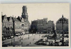 Dresden Dresden Altmarkt * / Dresden Elbe /Dresden Stadtkreis
