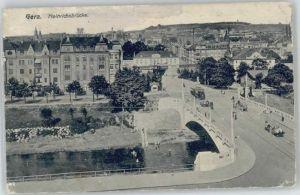 Gera Gera Heinrichsbruecke x / Gera /Gera Stadtkreis