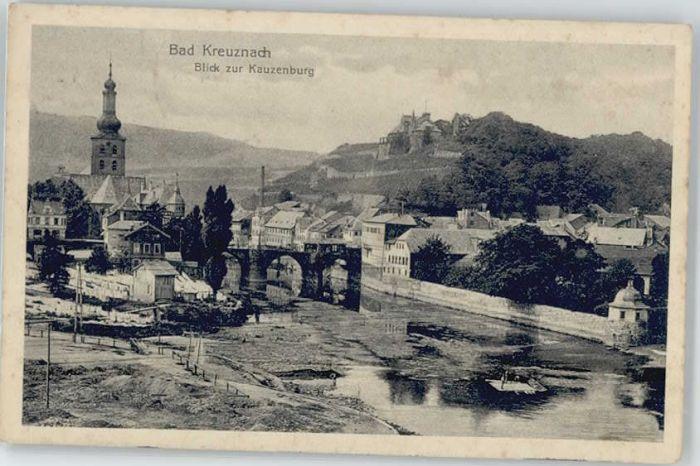 Bad Kreuznach Bad Kreuznach Kauzenburg x / Bad Kreuznach /Bad Kreuznach LKR