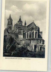 Magdeburg Magdeburg Dom x / Magdeburg /Magdeburg Stadtkreis