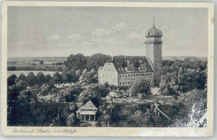 Delitzsch Delitzsch Schloss x / Delitzsch /Nordsachsen LKR