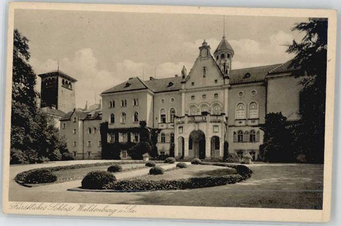 Waldenburg Sachsen Waldenburg Sachsen Schloss x / Waldenburg Sachsen /Zwickau LKR