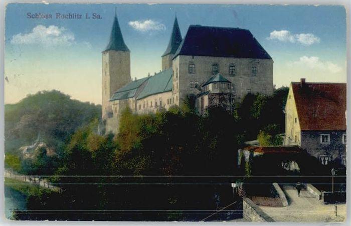 Rochlitz Sachsen Rochlitz Schloss Rochlitz x / Rochlitz /Mittelsachsen LKR