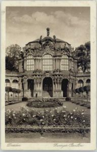 Dresden Dresden Zwinger Pavillon x / Dresden Elbe /Dresden Stadtkreis