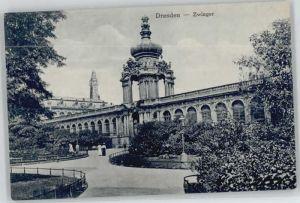 Dresden Dresden Zwinger * / Dresden Elbe /Dresden Stadtkreis