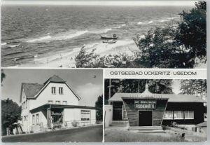 ueckeritz Usedom ueckeritz Usedom Cafe Tanzbar Fischerhuette x / ueckeritz Usedom /Ostvorpommern LKR