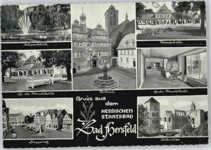 Bad Hersfeld Bad Hersfeld  * / Bad Hersfeld /Hersfeld-Rotenburg LKR