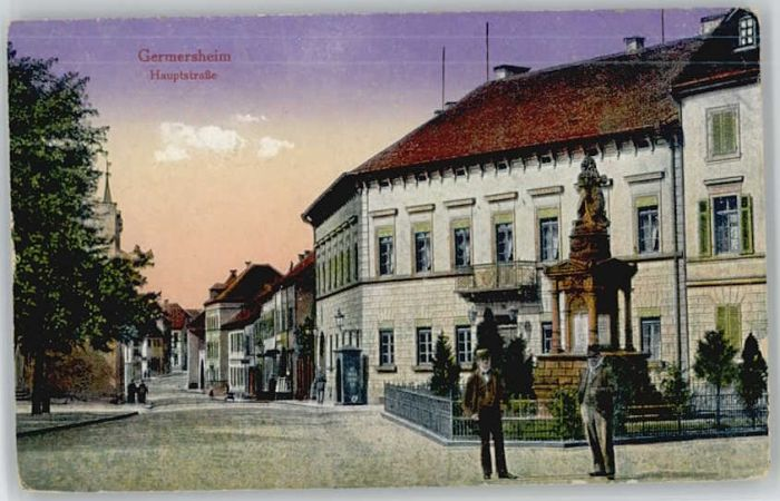 Germersheim Germersheim Hauptstrasse * / Germersheim /Germersheim LKR