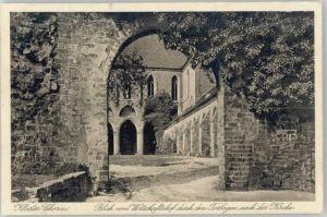 Chorin Chorin Kloster Chorin x / Chorin /Barnim LKR