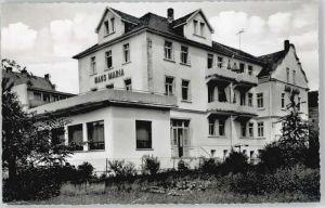 Bad Salzschlirf Bad Salzschlirf Haus Maria x / Bad Salzschlirf /Fulda LKR