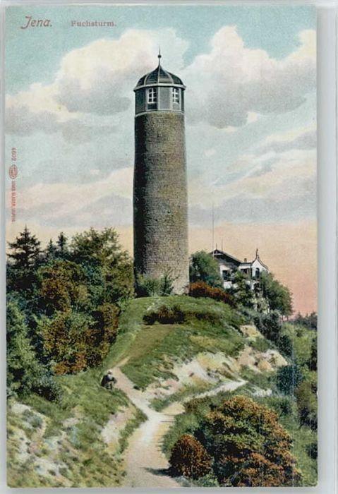 Jena Jena Fuchsturm * / Jena /Jena Stadtkreis