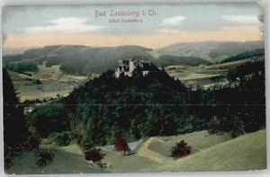 Leutenberg Thueringen Leutenberg Thueringen Schloss Friedensburg * / Leutenberg /Saalfeld-Rudolstadt LKR